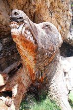 Skulpturen am Schlern/Rosengarten: Wächter der Bärenfalle