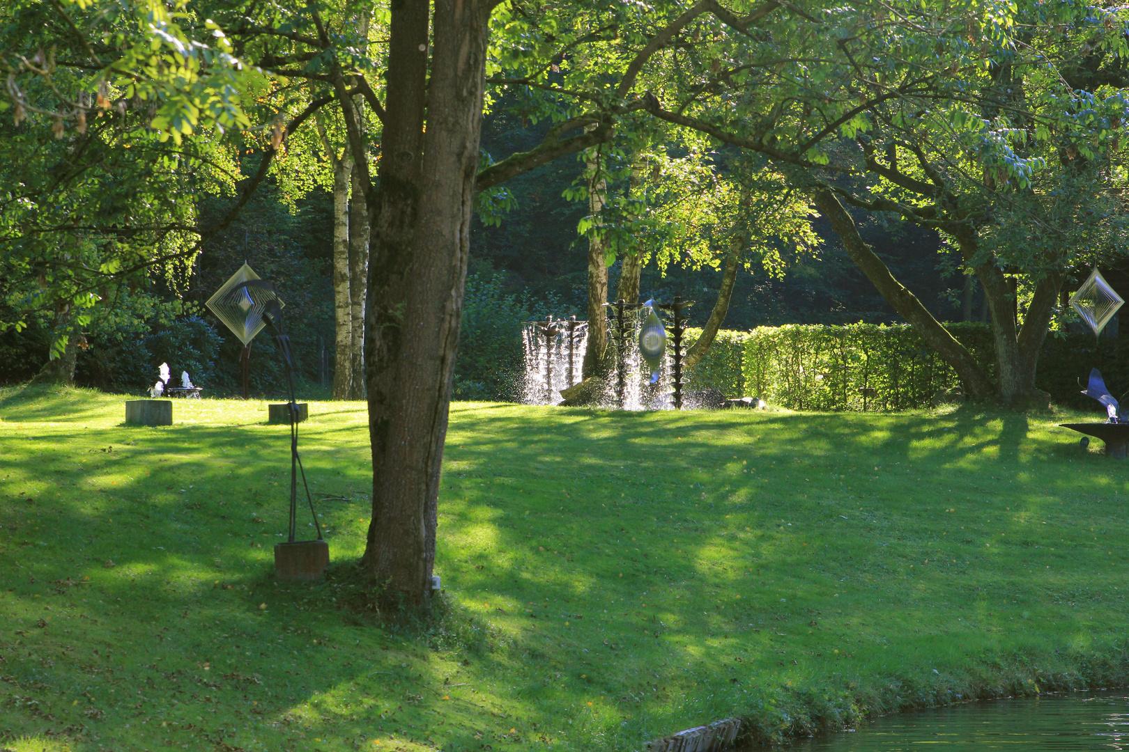 Skulpturenpark Klute - Waldemai in Niedersorpe bei Schmallenberg im Hochsauerland 30
