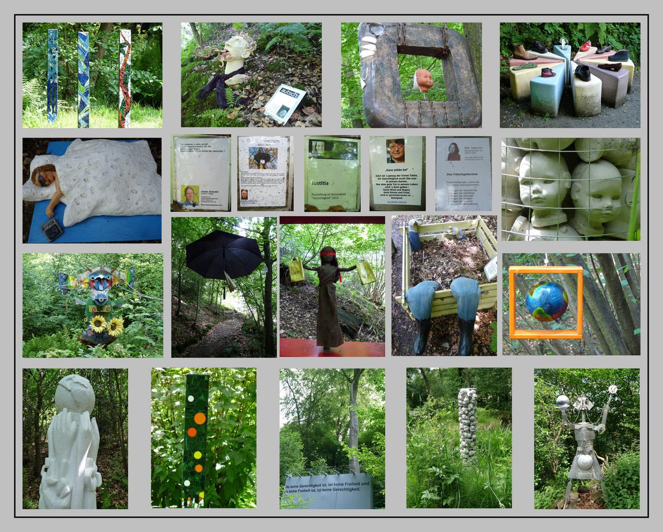 Skulpturenpark SinnesWald