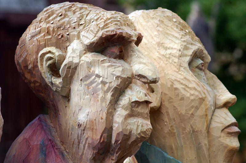Skulpturenpfad Friedberg / Bayern
