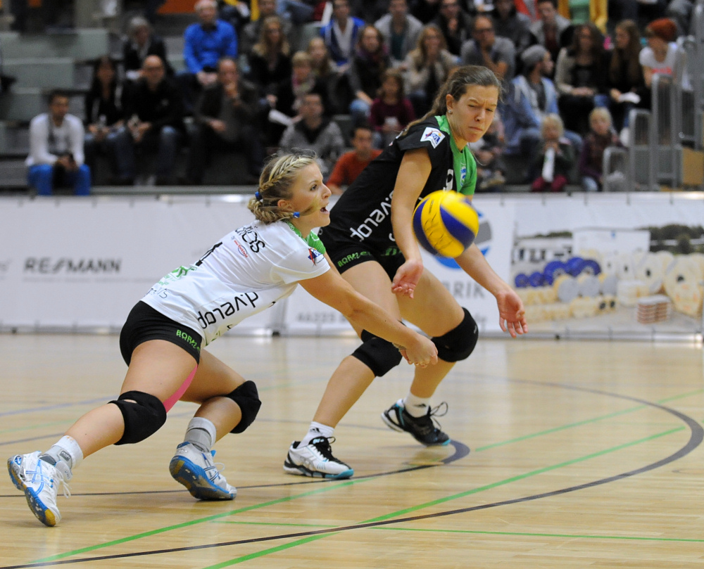 Skurios Volleys Borken - 2. Bundesliga