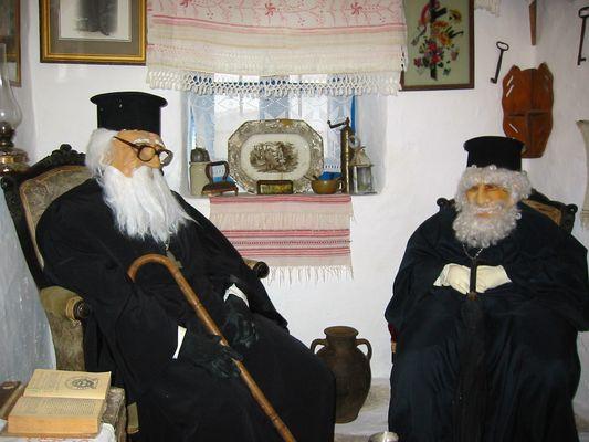 Skurriles aus dem Kloster.