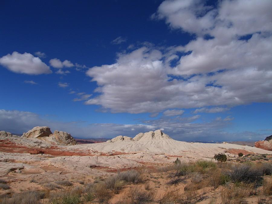 Sky and Rocks