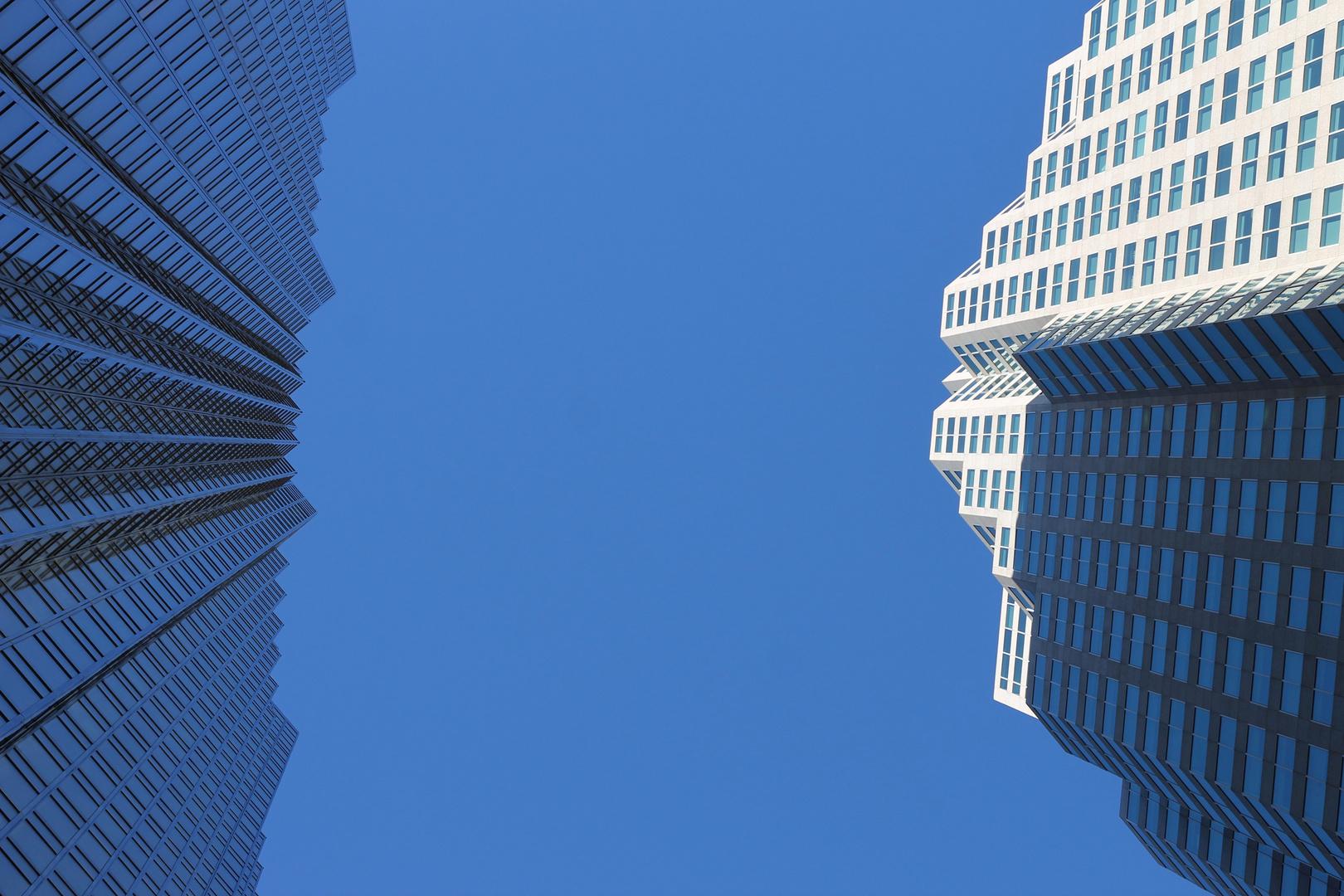 Sky high. So high, lets fly....