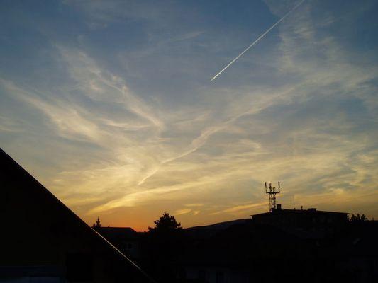 Sky of Painted Hope