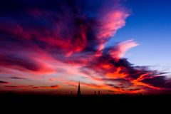 Sky over Lindenau