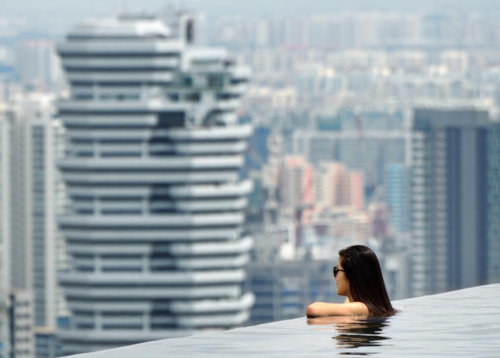 Sky Pool Singapore II