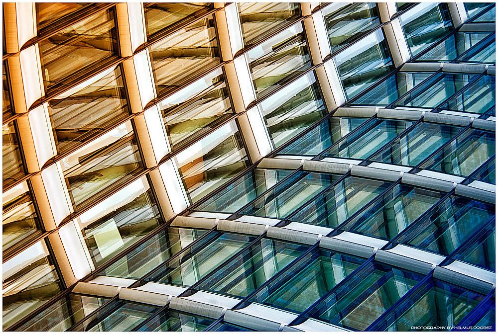 Sky Tower @ glass art