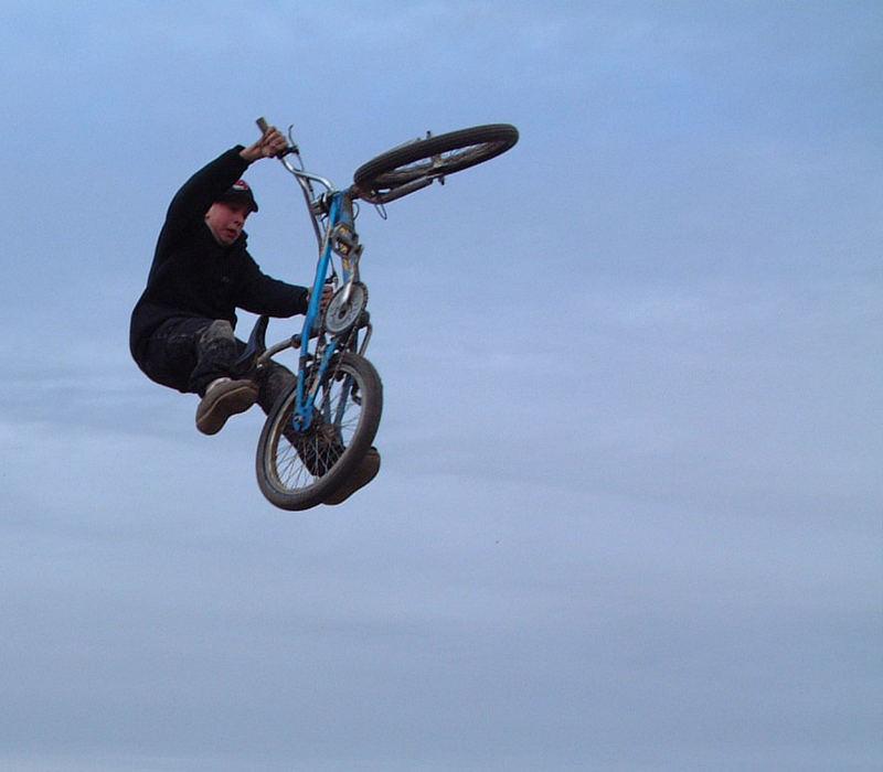 Skybiking