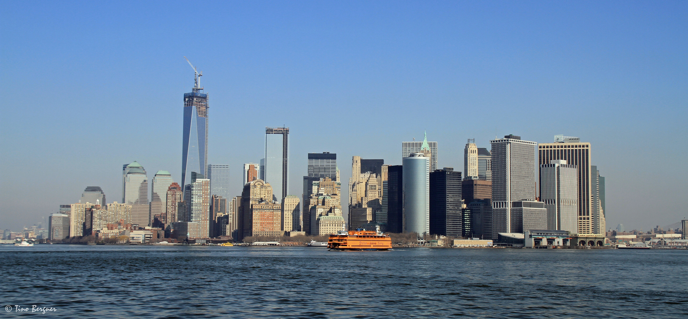 Skyeline New York City