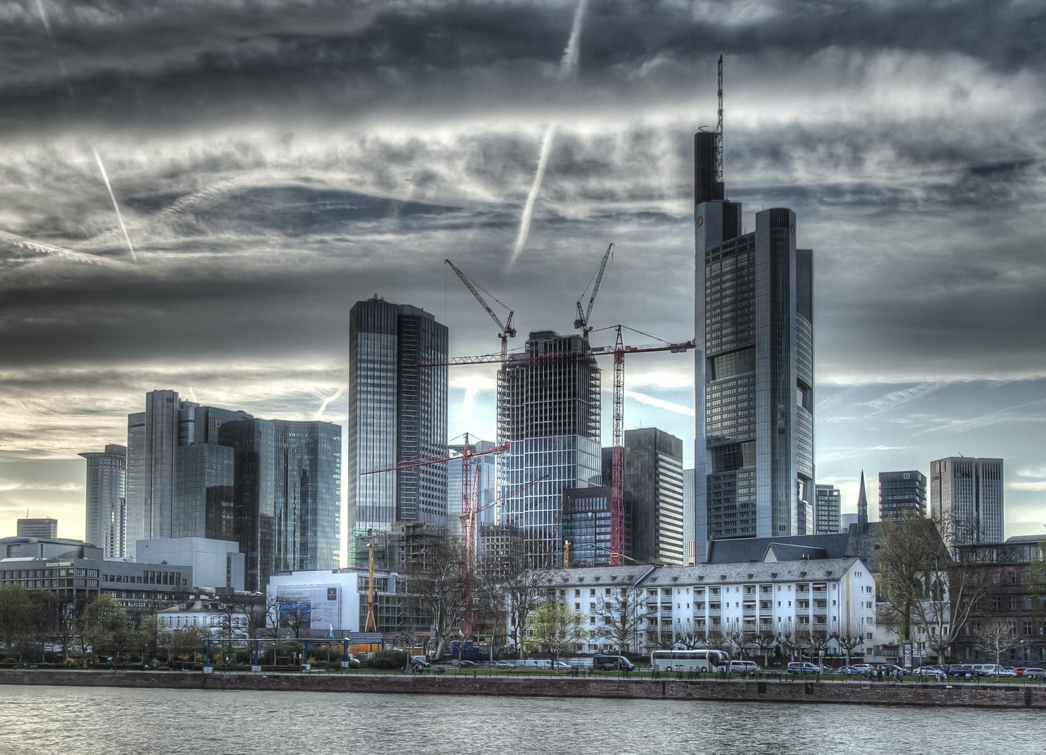Skyline Bankfurt
