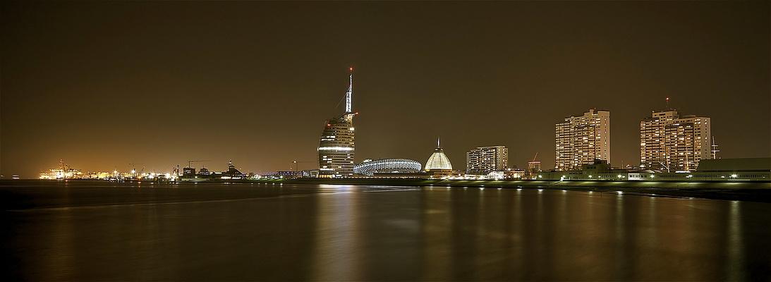 Skyline Bremerhaven *