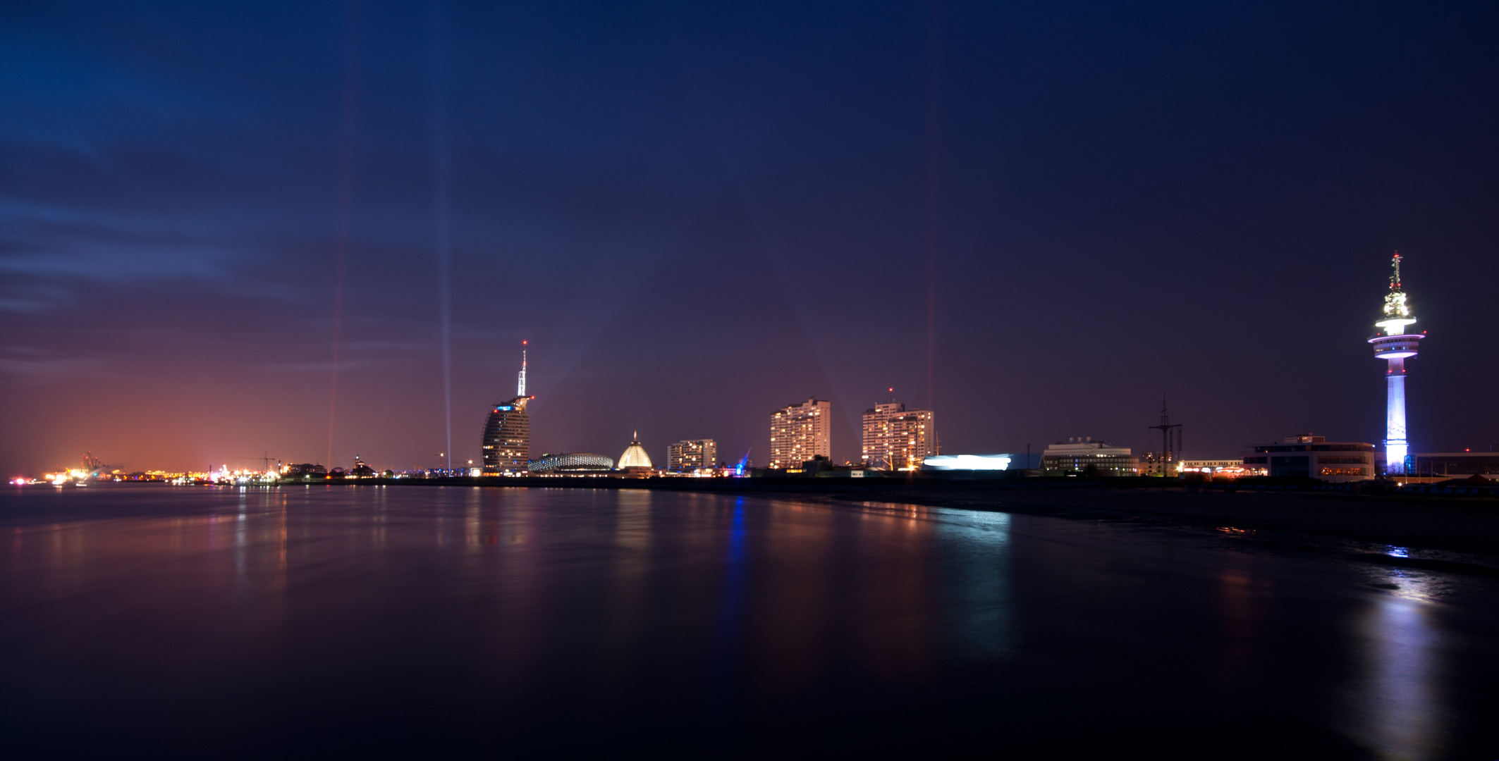Skyline Bremerhaven N6 Neu