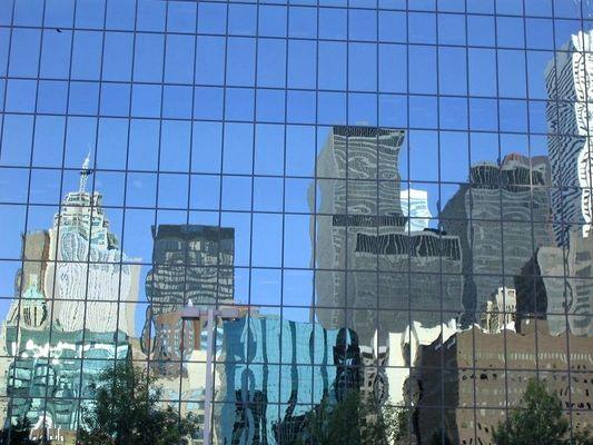 Skyline Distortion