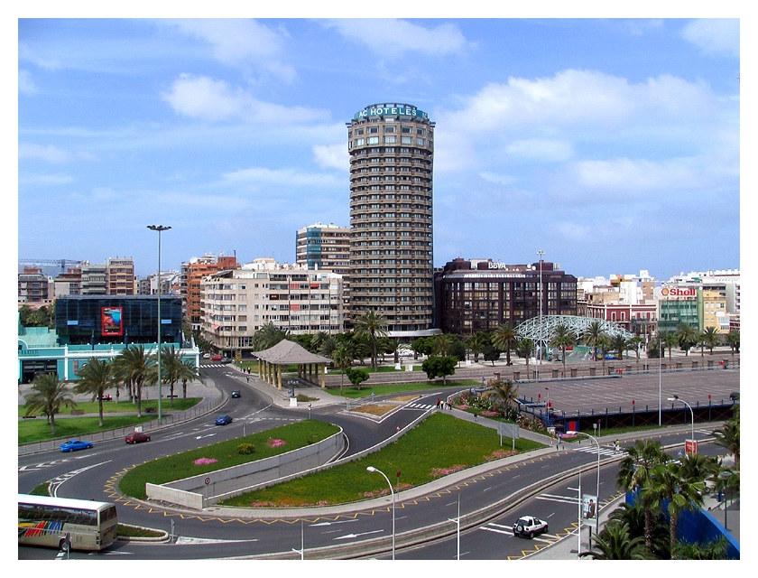 Skyline Don Juan in Las Palmas