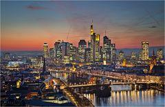 Skyline Frankfurt 3