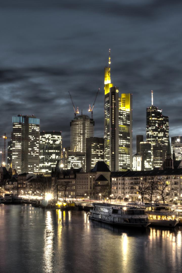 Skyline Frankfurt/ Main