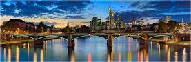 Skyline Frankfurt/Main 2 von Hans Altenkirch