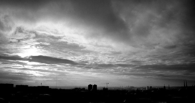 Skyline Halle/Saale