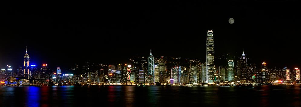 Skyline Hong Hong
