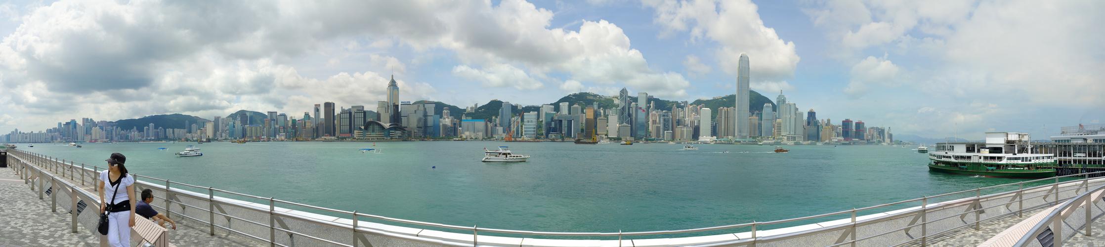 Skyline Hongkong