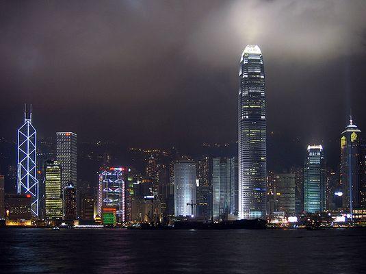 Skyline - Hongkong