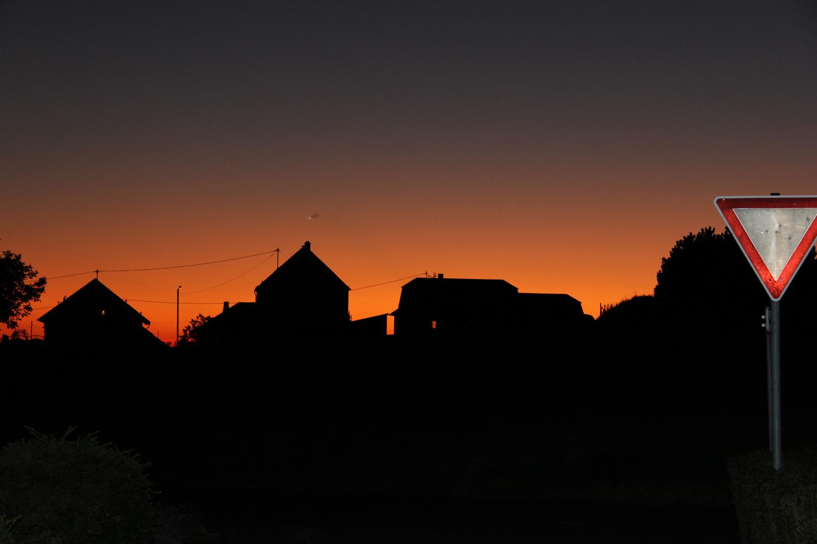 Skyline in Bonerath :-)