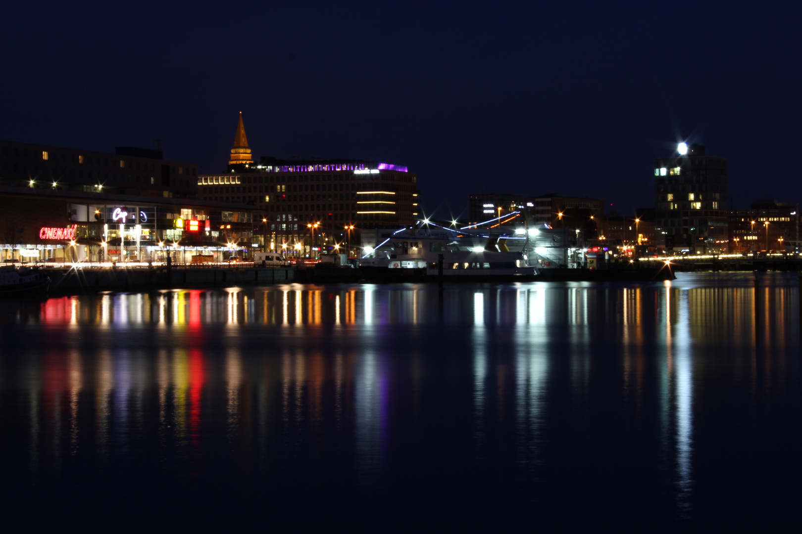 Skyline Kiel.