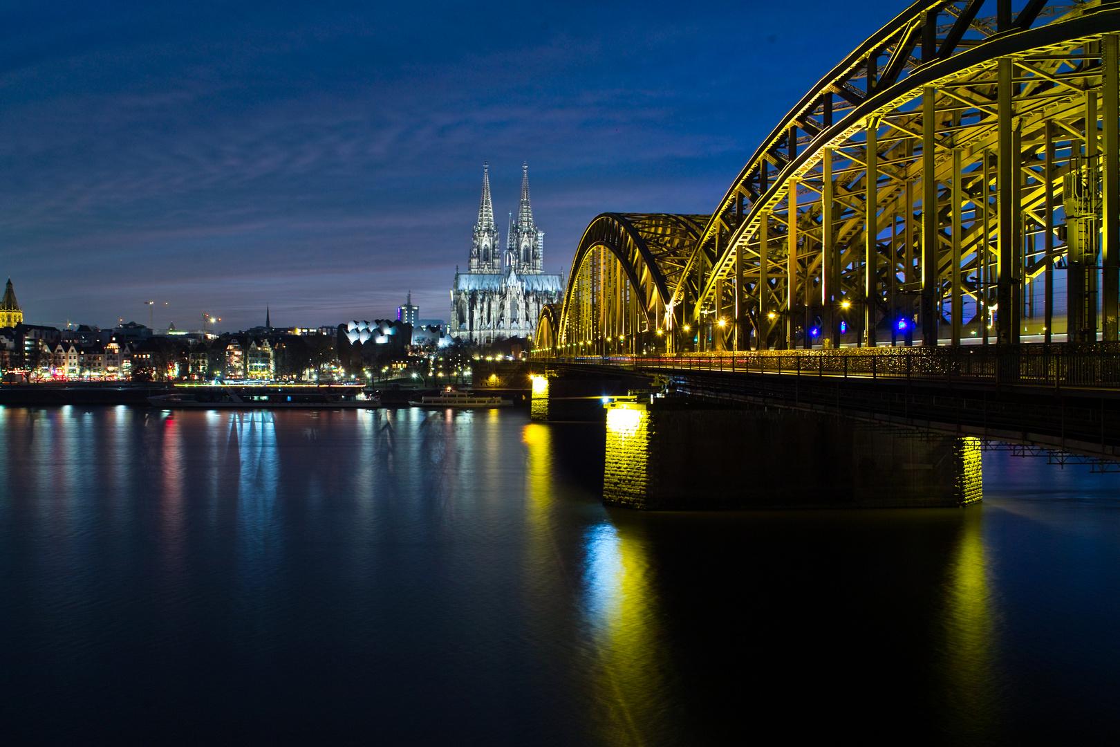 Skyline Köln 2