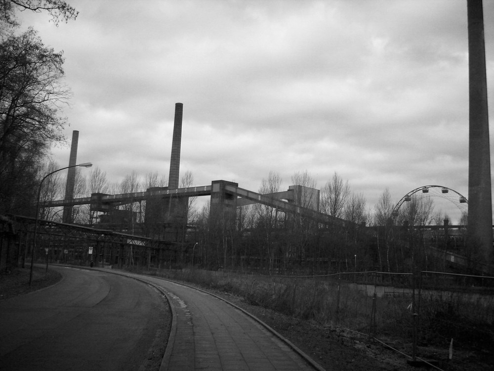 Skyline Kokerei Zollverein