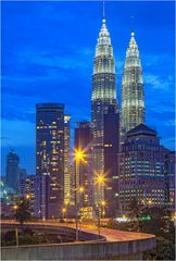 Skyline Kuala Lumpur 4