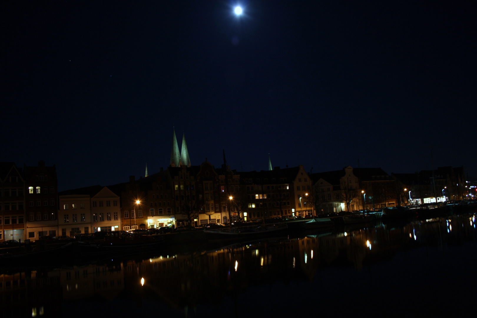 Skyline Lübeck