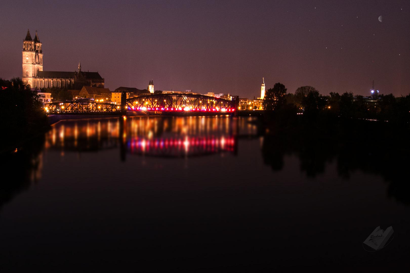 Skyline Magdeburg 2