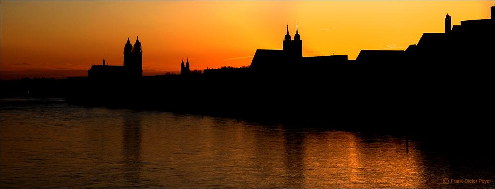 Skyline Magdeburg