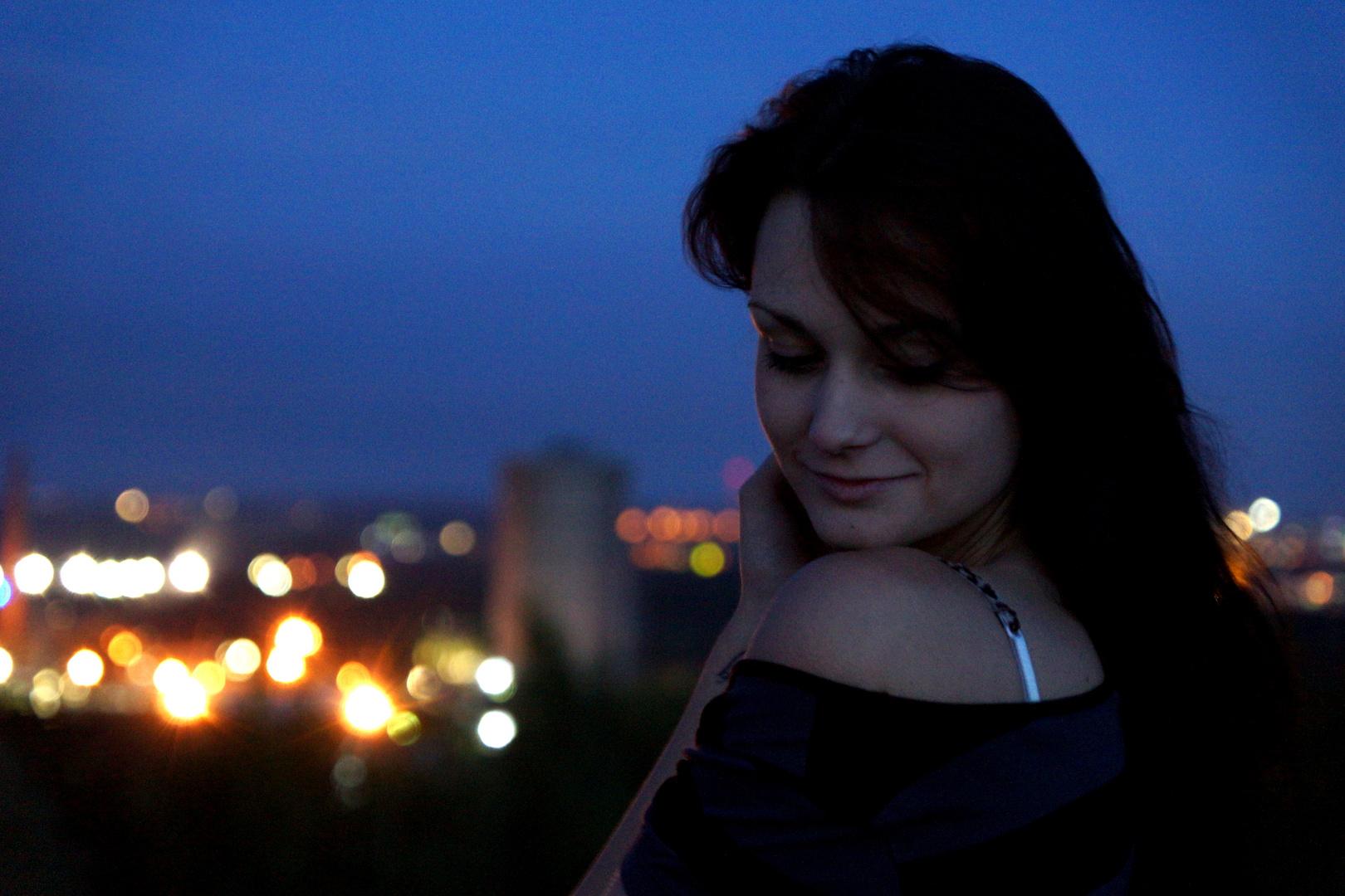 Skyline Portrait