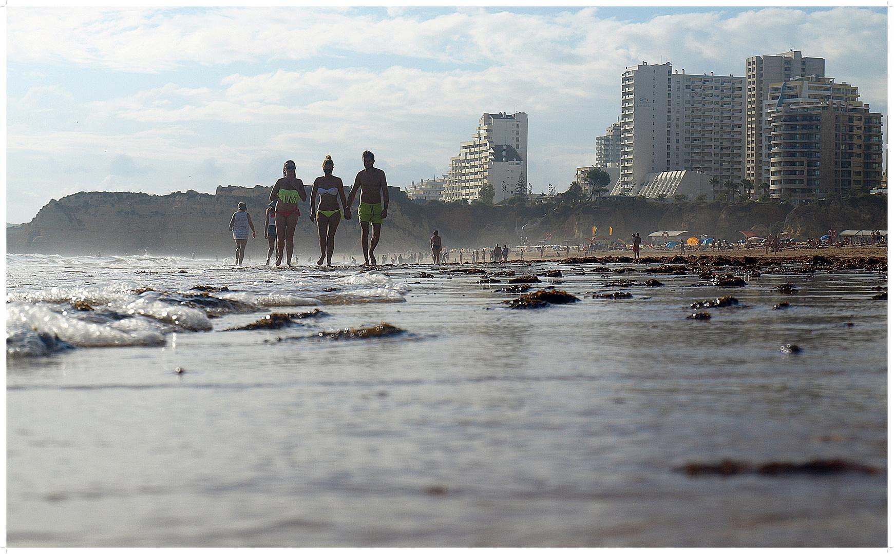 Skyline - Praia da Rocha II