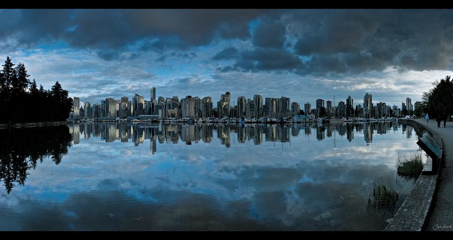 Skyline Rhapsody in blue II