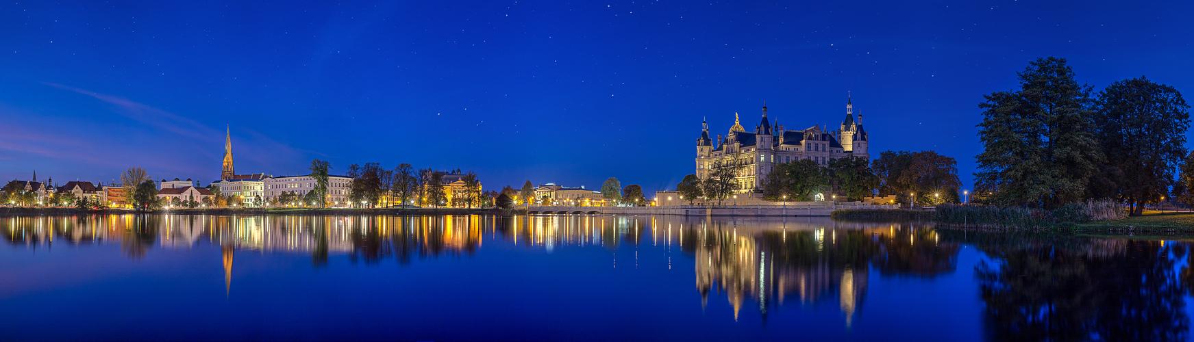 Skyline Schwerin... Foto & Bild   deutschland, europe, mecklenburg ...