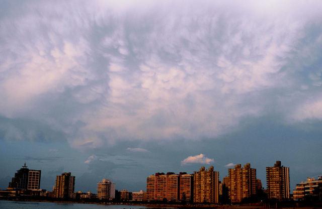 Skyline, Uruguay