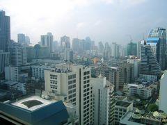 Skyline von Bangkok
