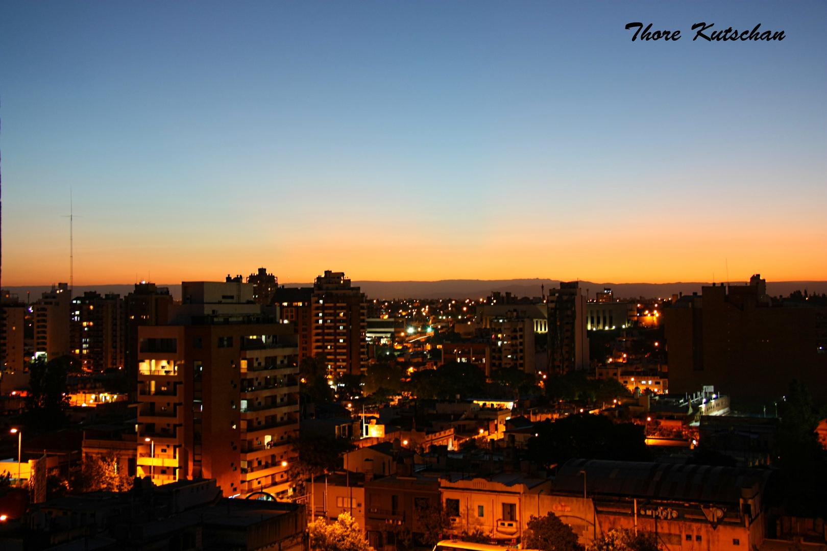 Skyline von Cordoba