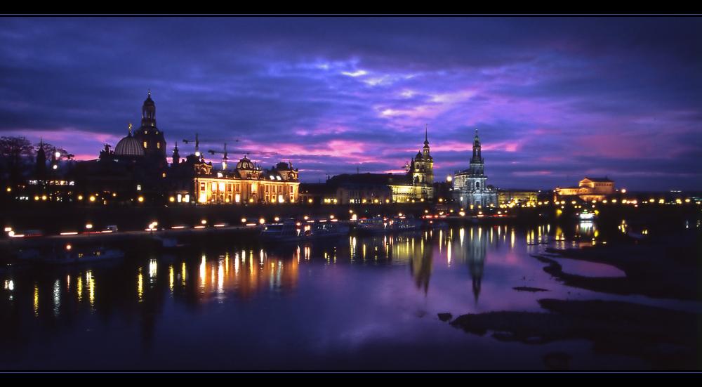 """""""Skyline"""" von Dresden"""