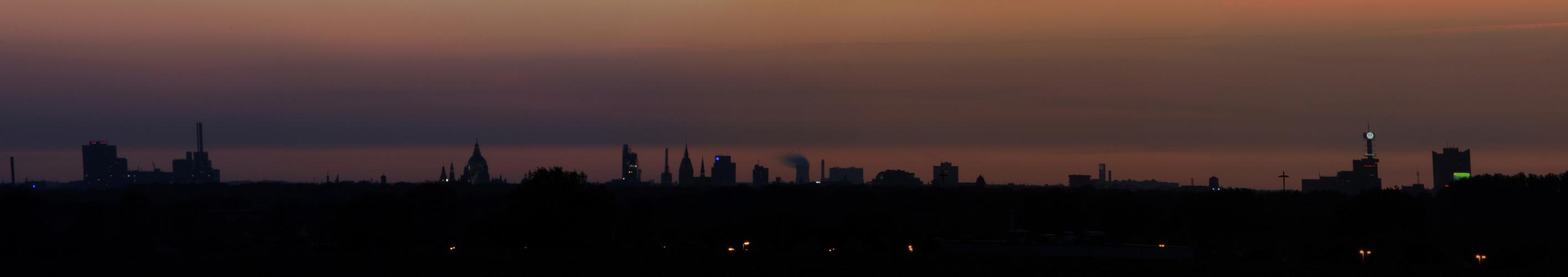 Skyline von Hannover