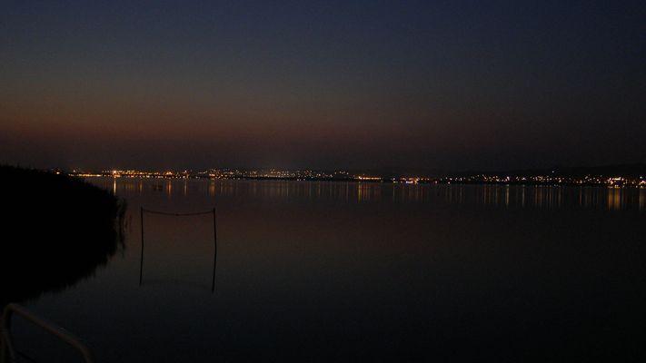 Skyline von Keszthely