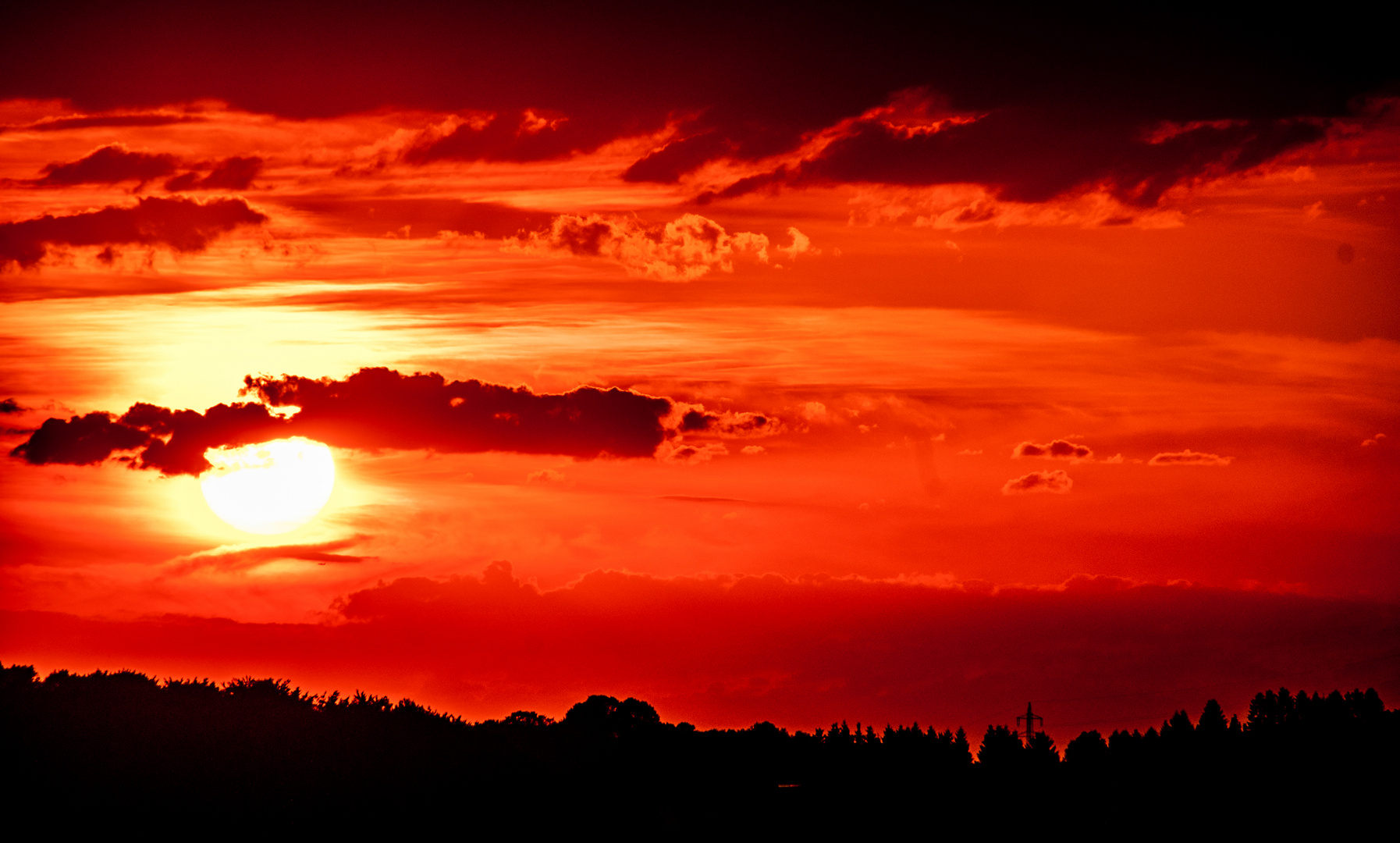 """""""Skyline"""" von Kürten on Fire"""