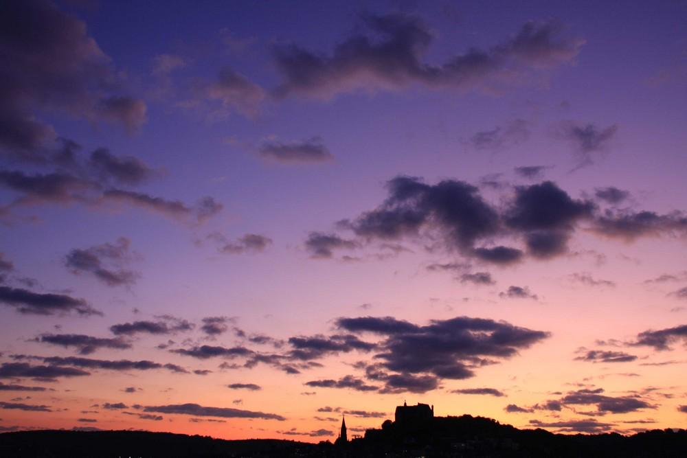 Skyline von Marburg 1