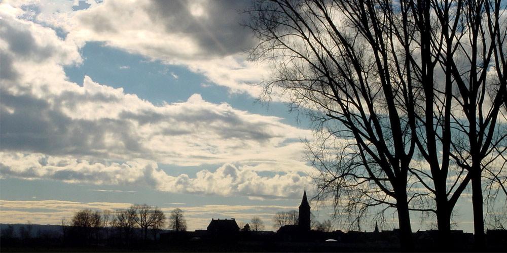 Skyline von Schenkenschanz
