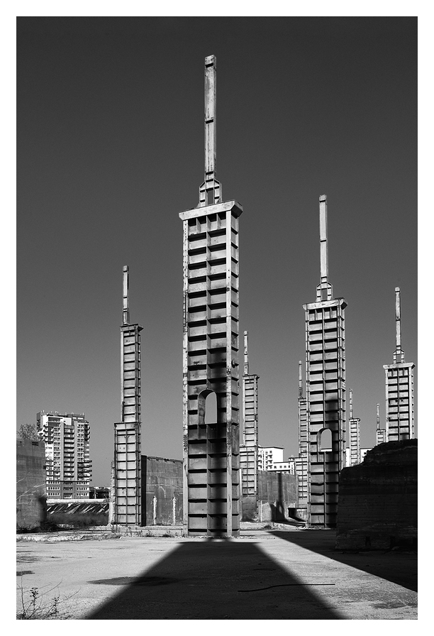 Skyline von Turin