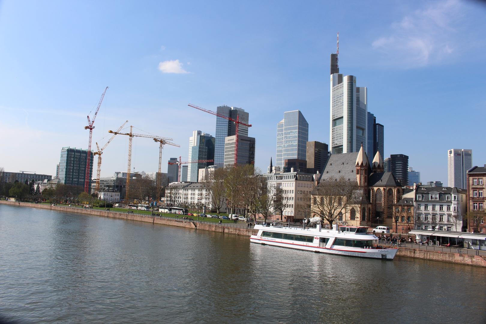 Skylines Frankfurt am Main