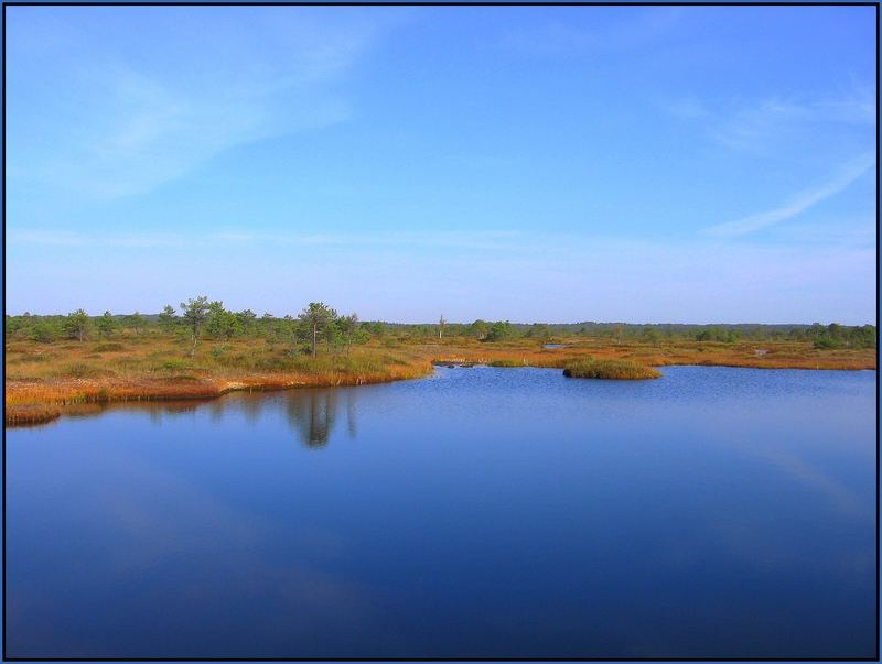 Sky.Moor.Water
